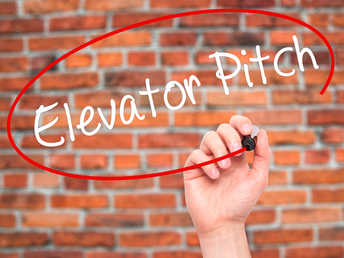 6 Reasons why you need a stellar elevator pitch